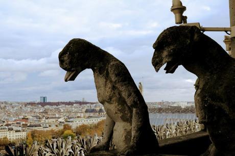 L'Ile de la Cité et l'Ile St Louis