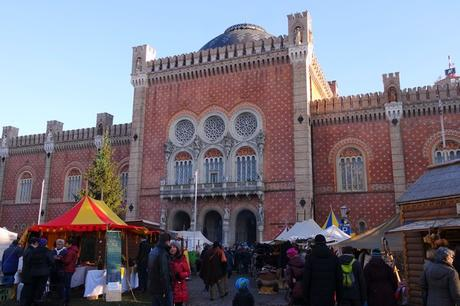 vienne vienna marché Noël weihnachtsmarkt marché médiéval musée histoire militaire
