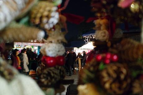 vienne vienna marché Noël weihnachtsmarkt maria-theresien platz