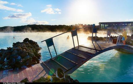Le Blue Lagoon en Islande