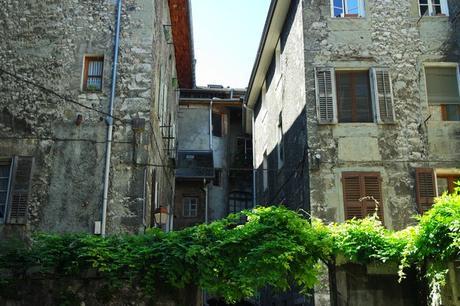 chambéry savoie vieille ville traboules