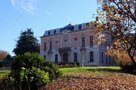 chambéry savoie parc buisson rond balade château