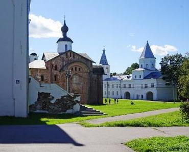 Les églises-dépôts de Novgorod