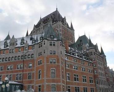 Le Vieux-Québec, une balade féérique pour débuter 2017