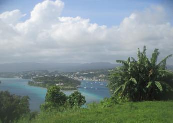 lagon Port-Vila