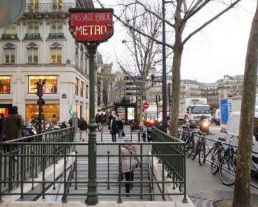 A job seeker in Paris