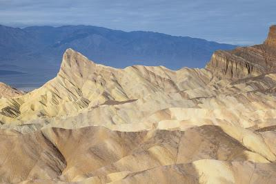 [Death Valley] Zabriskie Point et le best-of de tout le reste !