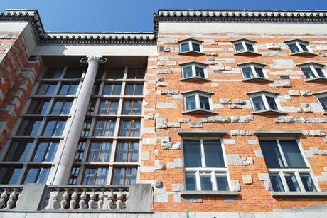 ljubljana Plečnik bibliothèque nationale