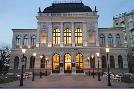 ljubljana galerie nationale