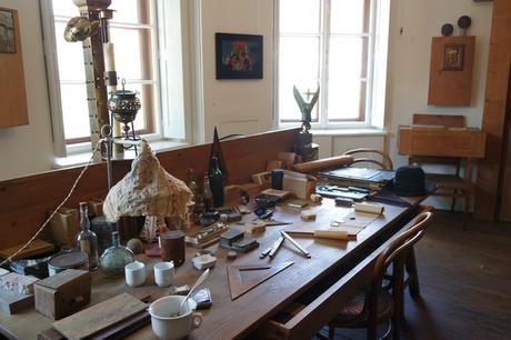 ljubljana Plečnik musée maison