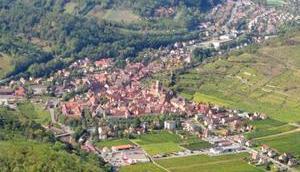 tours remparts Kaysersberg
