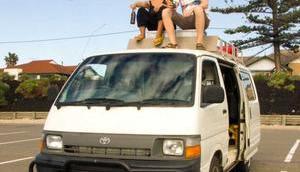 Acheter van, break Australie