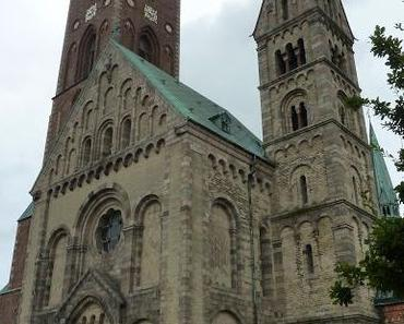 La cathédrale de Ribe