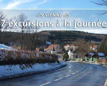 7 destinations à moins de 2 heures de Vienne