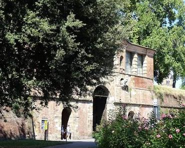 Lucca, enfin Lucques, un concentré de la Toscane comme on l'imagine