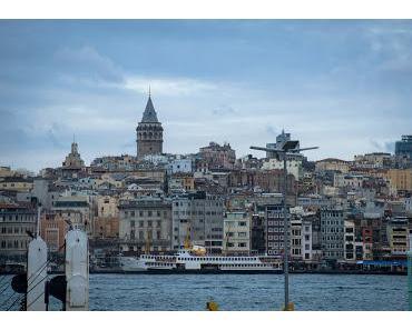 Wandering in Istanbul