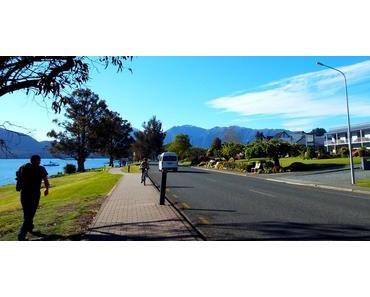 NZ – Te Anau, aux portes de Milford Sound