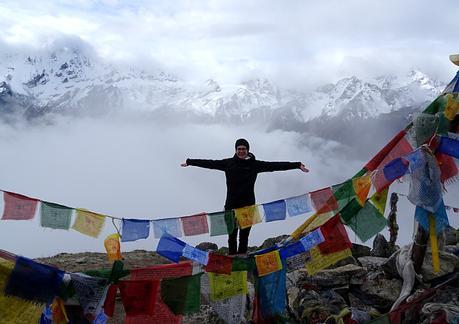 Ma randonnée dans la vallée du Langtang au Népal