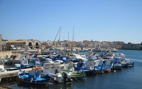 bords de mer Sicile