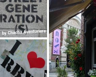 Balade en Nord en mode street art à Roubaix