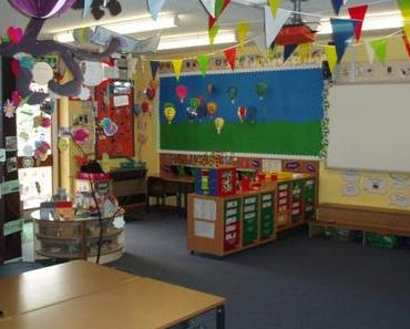 Primary school induction day