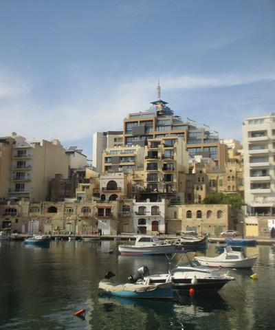 Le contraste maltais