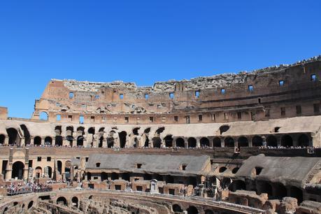 Partons à la découverte de Rome l'intrépide