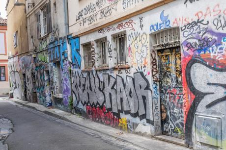 A l'assaut du Street Art