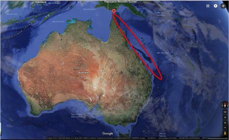 Australie : émotion la Grande Barrière de Corail