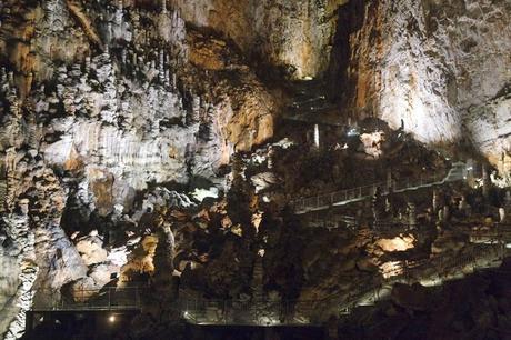 italie trieste grotta gigante grotte