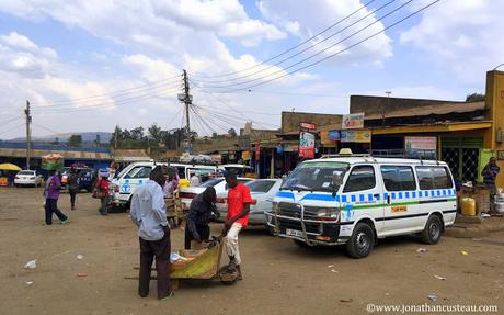 Kigali-Katunguru : Une journée complète dans les transports