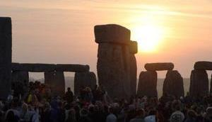 Summer Stonehenge