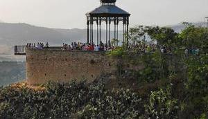 L'autre route villages blancs d'Andalousie