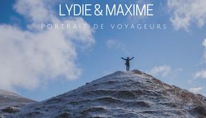 PORTRAIT VOYAGEURS Lydie Maxime