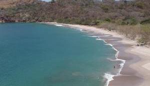 Playa Mina trésor caché pour tortues nature
