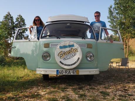 L'Algarve en campervan avec Siesta Campers