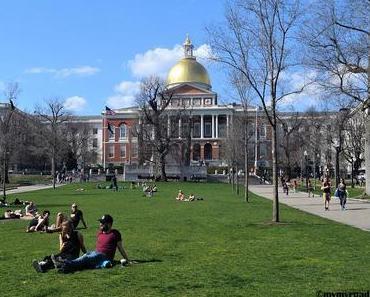 Que faire à Boston en deux jours?
