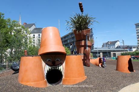 Voyage à Nantes 2017 #3 : Ponti et Pedro au jardin