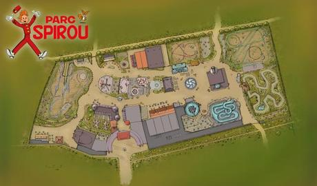 Parc Spirou : un nouveau parc d'attractions en France pour 2018