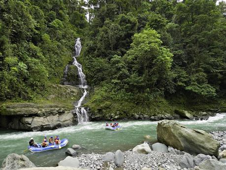 Le Pacuare, le fleuve pour le rafting (part 2)