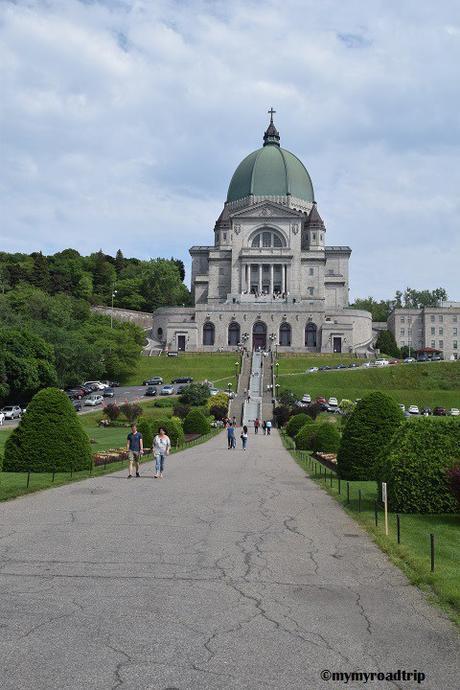 Balade sur le Mont Royal à Montréal