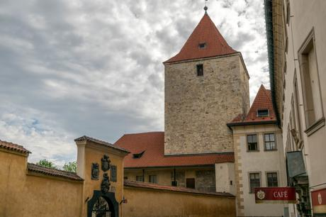 Le Château de Prague et autres déambulations