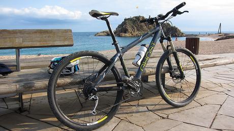 Vélo en Catalogne