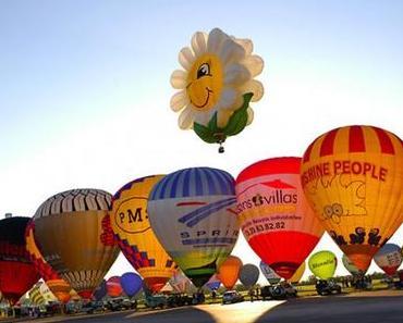Ne manquez le Mondial Air Ballons pour rien au monde !