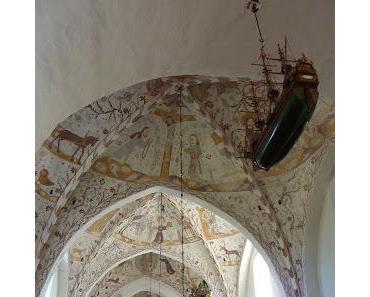 Falster - Møn : la petite route des églises