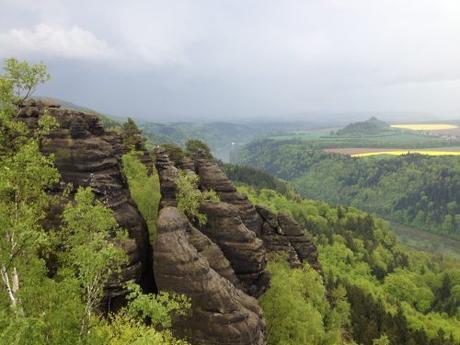 Un week-end en Suisse saxonne