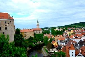 République Tchèque : Český Krumlov, au coeur de la Bohême-du-Sud