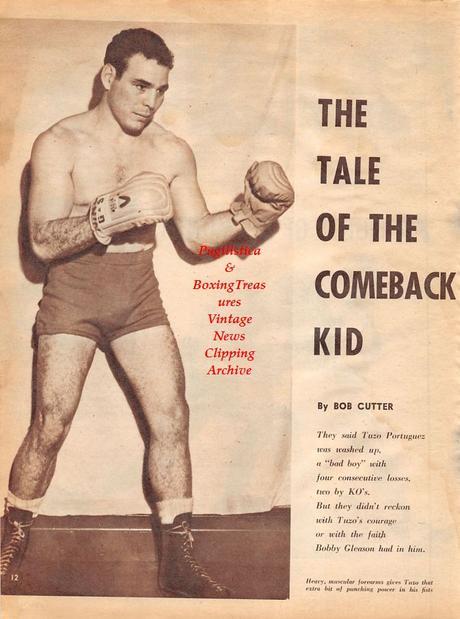 Tuzo Portuguez : l'homme qui a hissé la boxe tica sur la scène mondiale