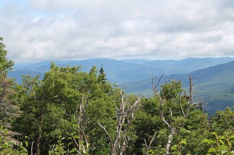 Mont Washington : en route vers le ciel