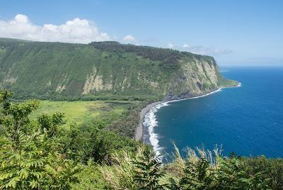 Hilo et le nord est de Big Island [Hawaii]